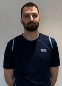 Dean Matkin Physiotherapist