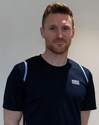 Kieran Charnock Physiotherapist