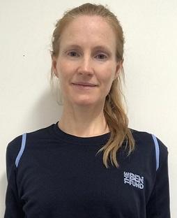 Nina Walkingshaw Physiotherapist