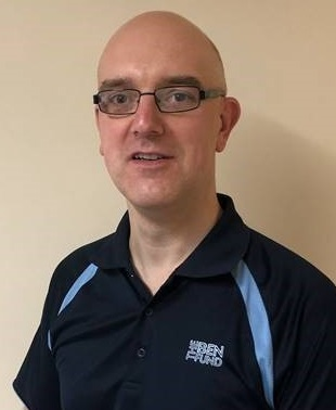 Shaun Fieldhouse Physiotherapist